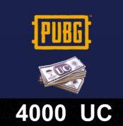 pubg uc 4000